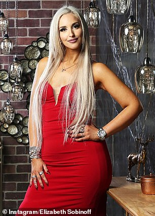 Battle: She told 9Honey in 2018 that she was diagnosed with two debilitating illnesses, which have caused her weight to fluctuate over the years.  Photographed on MAFS 2019
