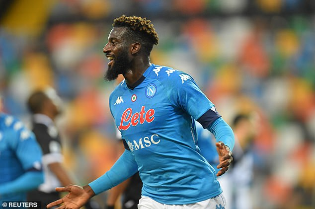 Bakayoko wants to play in the Champions League but 'it depends on Napoli and Chelsea'