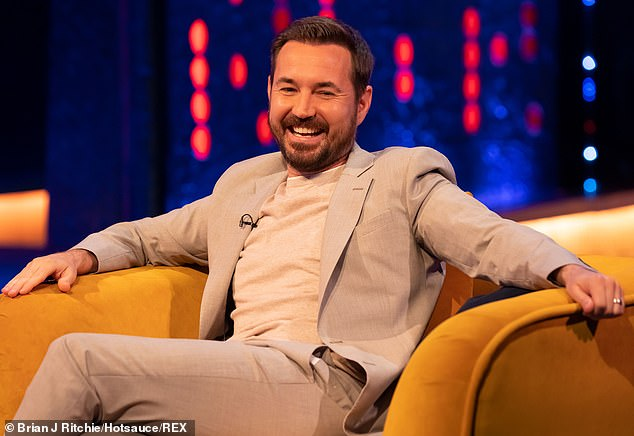 Coming to an end? It's the show that has gripped the nation, yet Line Of Duty star Martin Compston has revealed the drama could be coming to an end sooner than everyone thinks