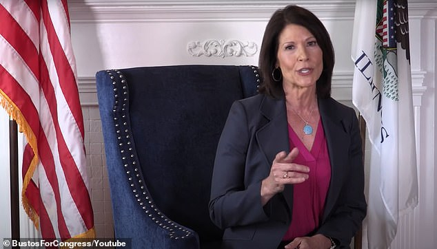 Democratic Rep. Cheri Bustos of Illinois announced Friday she won't be seeking reelection in her district, which has been becoming more Republican
