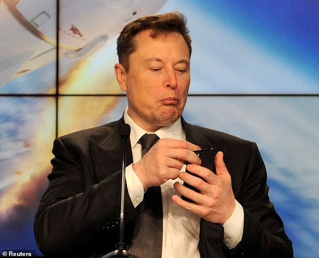 Influencer: Tesla founder Elon Musk took a $1.5billion punt on Bitcoin