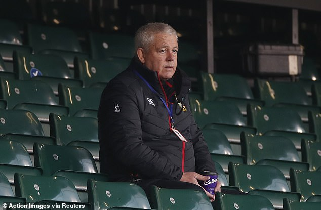 Warren Gatland has two outstanding candidates for the Lions captaincy in South Africa