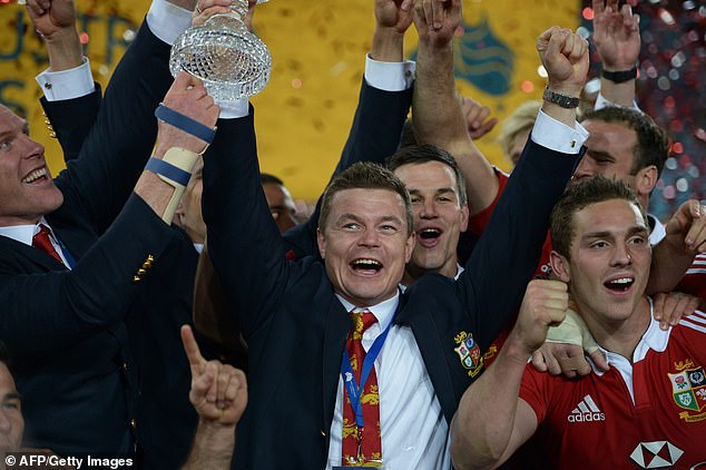 Irish great Brian O'Driscoll ticked all the boxes to be a very successful Lions captain
