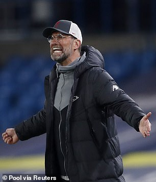 Jurgen Klopp's Liverpool are being linked with an attempt to beat their rivals to his signature