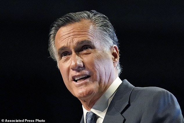 Sen. Mitt Romney was booed as he addressed the Utah GOP convention on Saturday