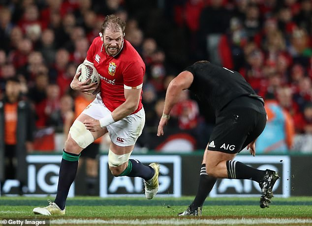 Jones became the most-capped international player in history over the past 12 months