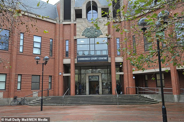Wilkinson was handed a 12-month sentence suspended for two year at Hull Crown Court