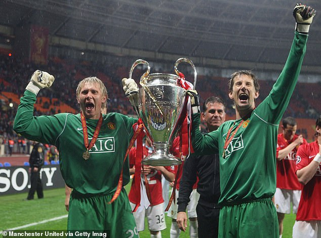 Van der Sar - who played at United - says it is important to have a 'special feeling' for the club
