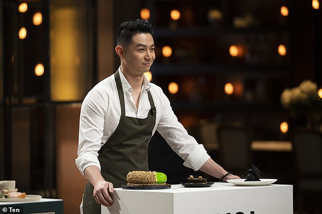 More soon:Reynold owns to KOI Dessert Bars in Sydney, and is about to open a third location in Melbourne