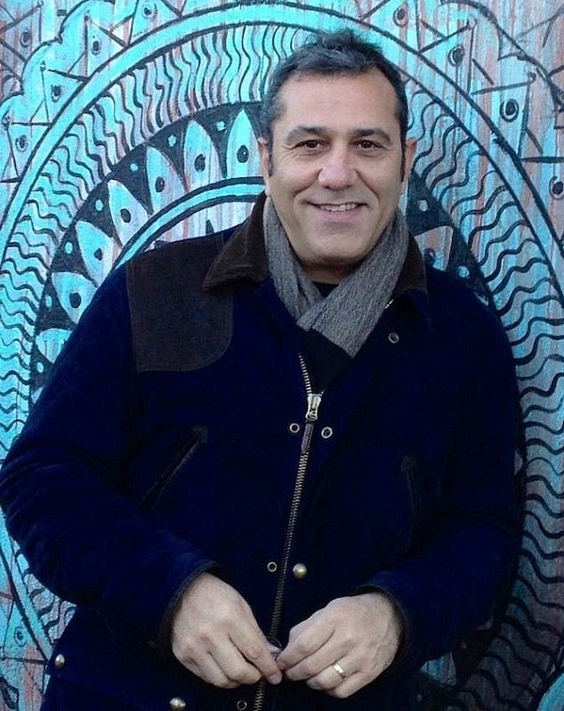 Emad Shargi, an Iranian-American businessman, is also one of the four who Iran is known to be holding captive