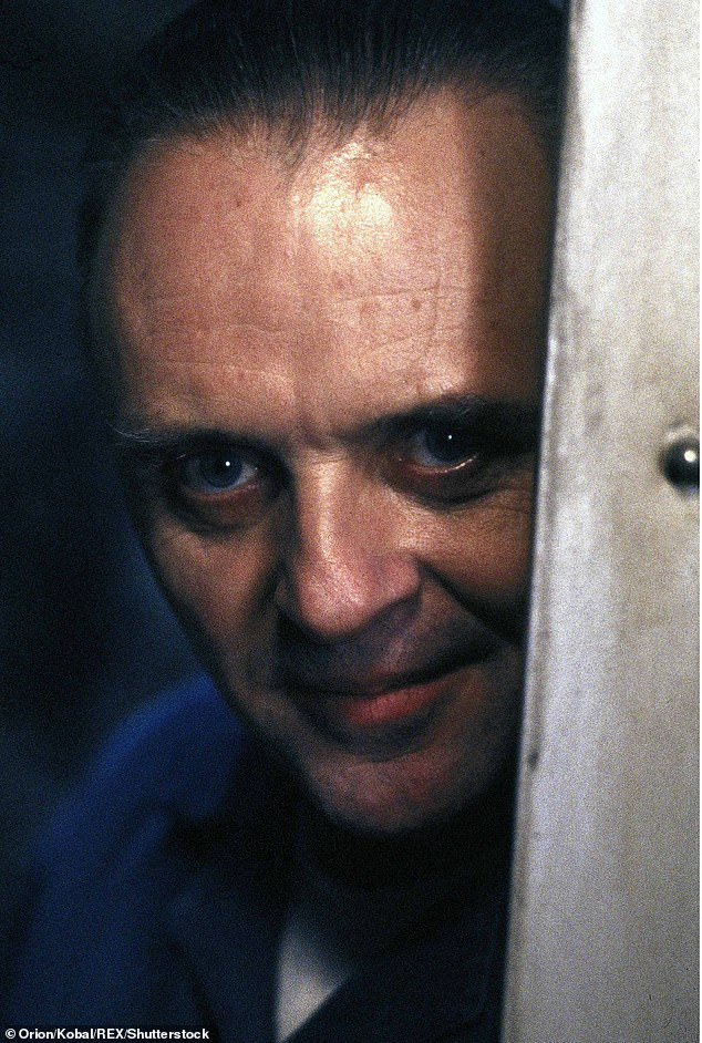 Role: Sir Anthony Hopkins was nearly cast in Only Fools and Horses but was busy filming Silence Of The Lambs, the actor John Challis has revealed (Sir Anthony pictured as Hannibal Lecter)
