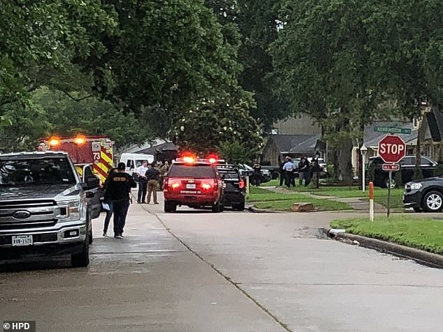 Police in Houston were investigating a suspected kidnapping when they executed a search warrant and found 90 men and women inside a two-story home on Chessington Drive on Friday