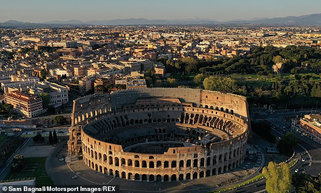 Rome's historic Colosseum is to have its floor replaced in a project set to cost at least £16million