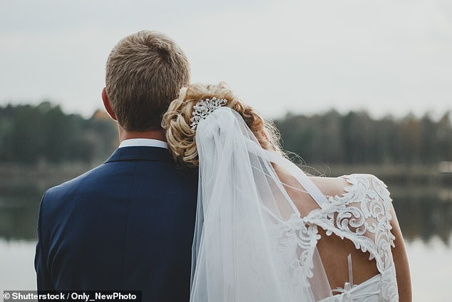 A bride-to-be has shared her struggle of getting her own family to RSVP to her wedding despite making several attempts to contact them (stock image)