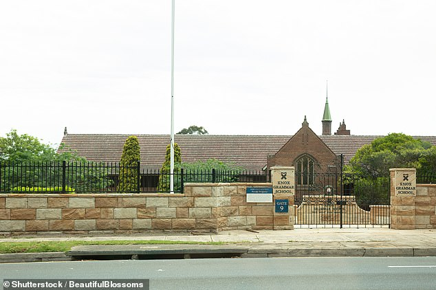Spencer Camden Foley, 21, filed a statement of claim against Knox Grammar School, in Wahroonga, Sydney's upper north shore, in March 2020