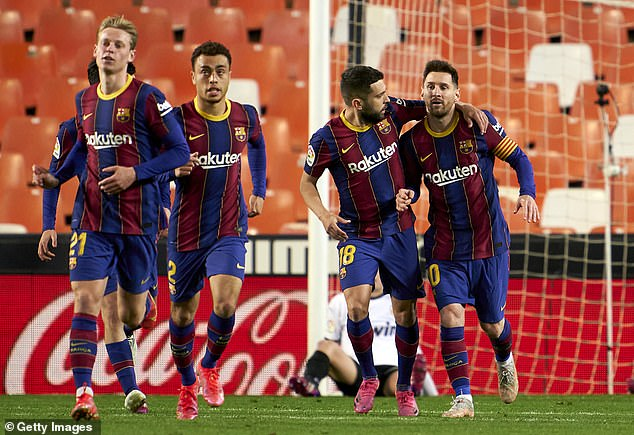 Barcelona back themselves to win LaLiga this season, insists assistant boss Alfred Schreuder