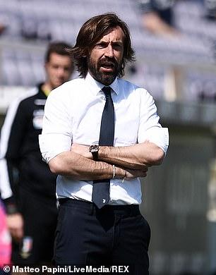 Andrea Pirlo insists his Juventus side will return firing next season