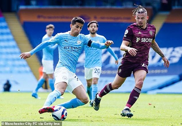 Statistics show that the defender has outperformed Kevin de Bruyne and Bruno Fernandes
