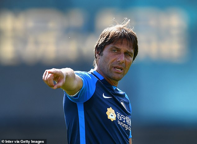 Conte has his own methods and outside influences are not allowed to cloud his judgment.