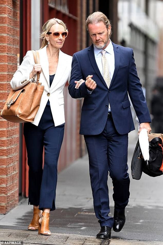Court: In December McLachlan was found not guilty of indecently assaulting actors while airing hit musical