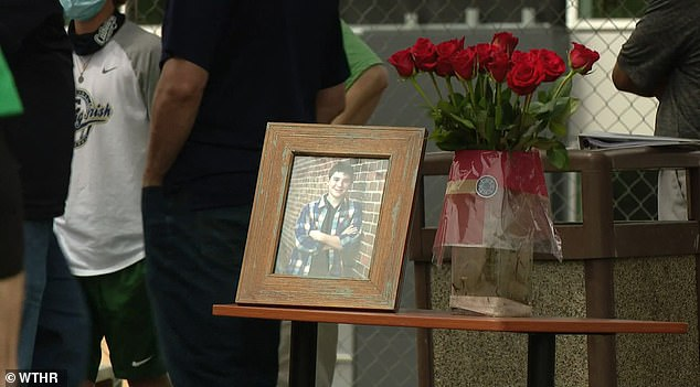 Online fundraising sites set up to help cover the costs of the funerals have already raised more than $20,000