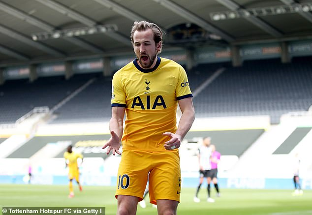 Keane also thinks the Red Devils should go for league top scorer Harry Kane 'whatever it costs'