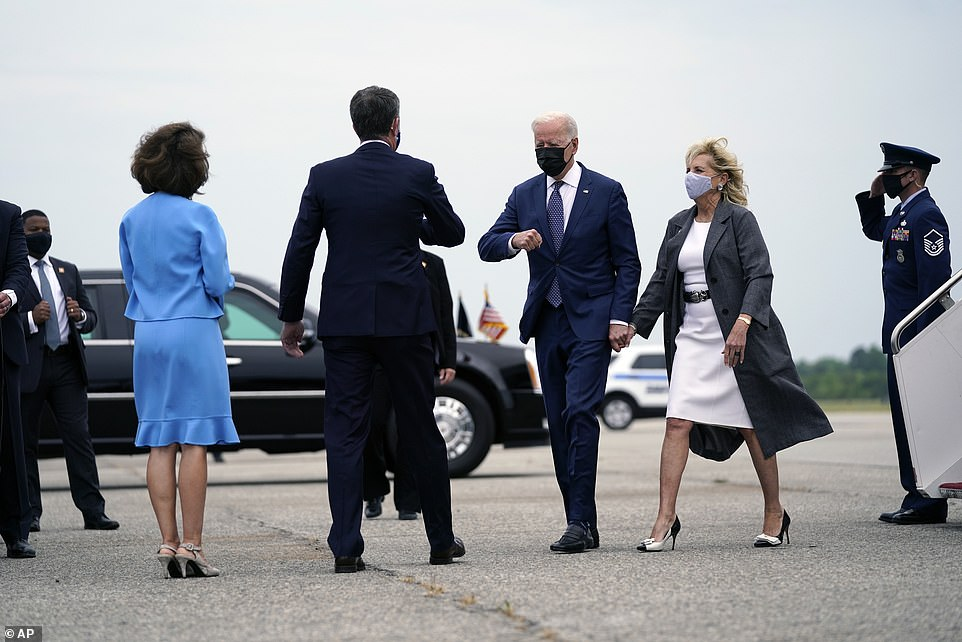 Biden says wealthy and businesses should pay their 'fair share' as he sells his $4t plans, Swahili Post