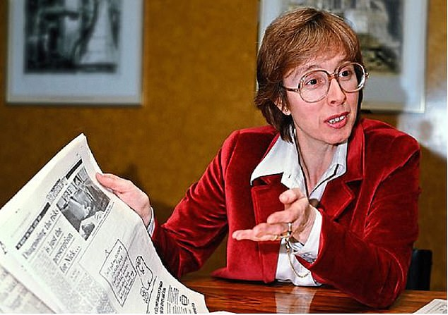 Helping hand: Renowned Money Mail editor Margaret Stone was famed for her sage advice