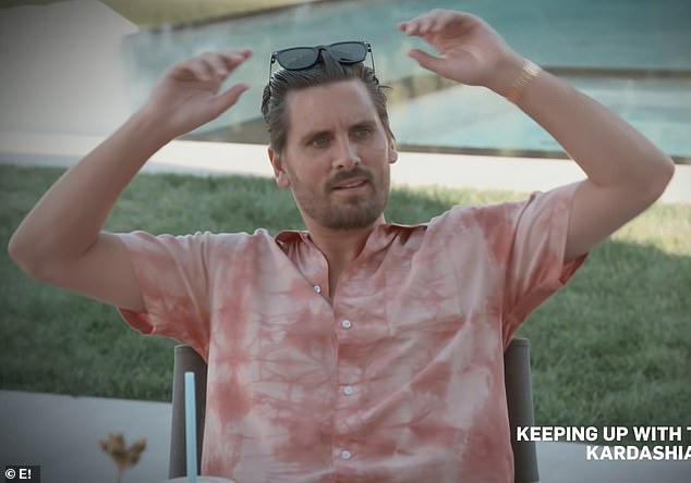 Scared:Scott Disick is worried he may have a tough time later this year. That is because Keeping Up With The Kardashians is coming to an end, and the change may rock the reality TV star, who was in rehab last year