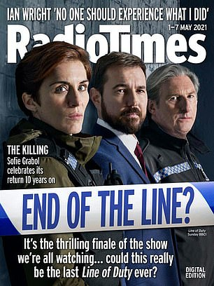 Available Now: Read the full interview in this week's Radio Times, now available