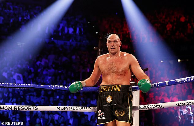 The Gypsy King will be the Watford fighter's toughest test yet, with the Brit still unbeaten