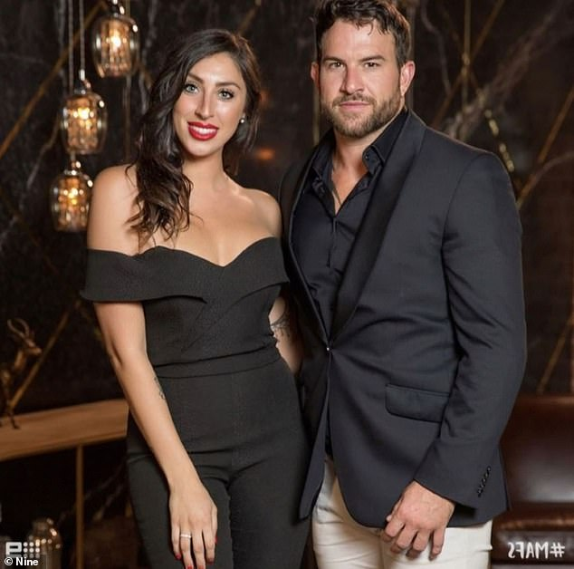 Rise to fame: Tamara rose to fame on the sixth season of Married At First Sight in 2019 and was paired with Dan Webb