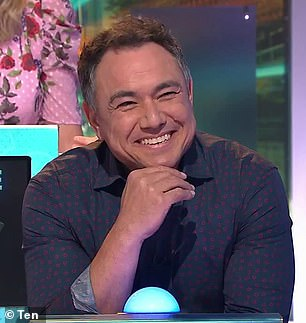 'People aren't going to the cinemas at the moment, are they?' Sam Pang (pictured) landed in hot water with Kosh Lawson during Monday night's episode of Have You Been Paying Attention? by questioning whether the Australian 'made $11' from starring in Mortal Kombat