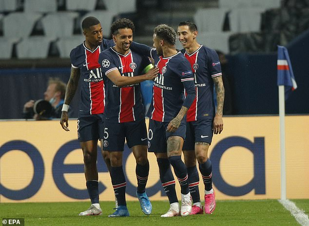 PSG have been urged to 'attack the zone' during corners to exploit City's weaknesses