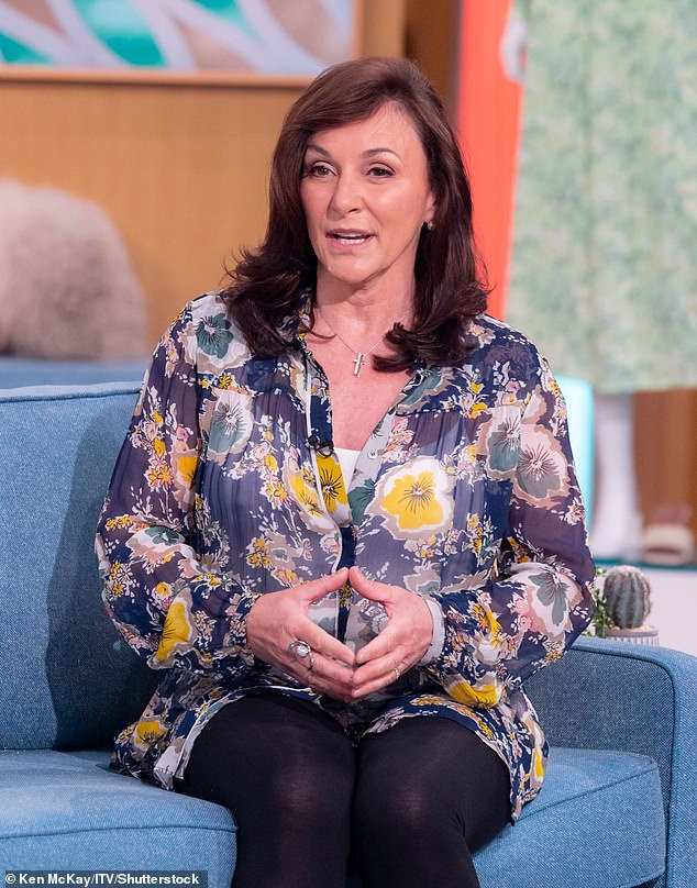 No!Strictly Come Dancing judge Shirley Ballas has blasted claims that Boris Johnson's fiancée Carrie Symonds is being eyed by bosses to sign up for the show