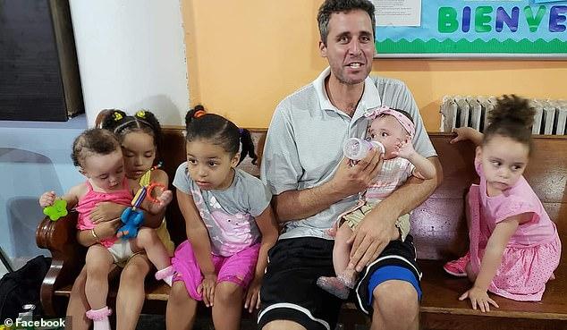 New York professor dubbed the 'Sperminator' has fathered 78 children, Swahili Post