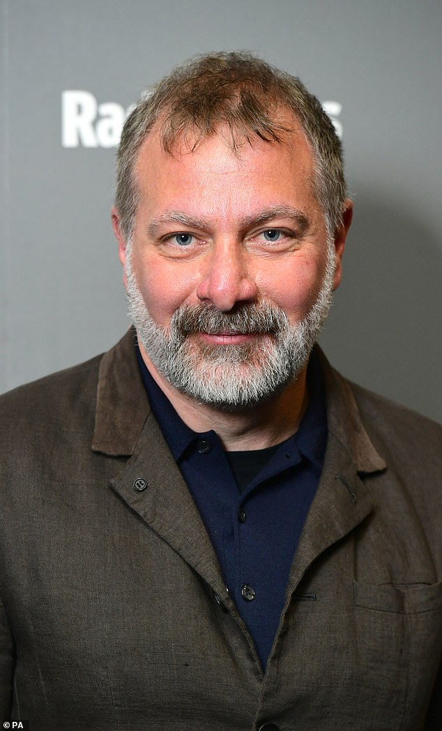 Inspiration: Kevin admitted that during the lockdown he had taken an online writing course by Line of Duty creator Jed Mercurio (pictured)
