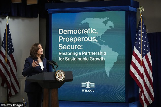 'The United States has announced we will send an additional $310 million to the region,' she said at the51st Annual Washington Conference on the Americas on Tuesday
