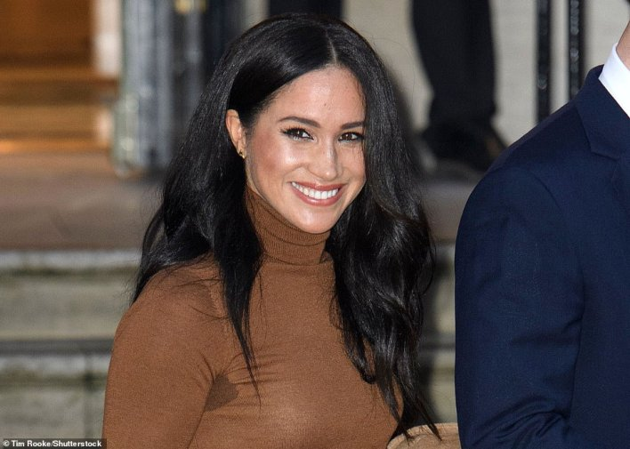 Meghan said in a statement: 'The Bench started as a poem I wrote for my husband on Father's Day, the month after Archie was born'
