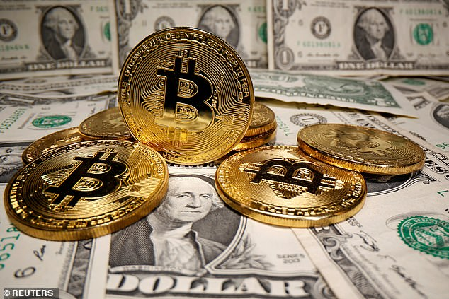 Cryptocurrencies, like Bitcoin, are created using computer code, which is stored on many decentralized computers, making them secure