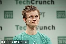 Ethereum co-founder Vitalek Buterin, 27, became a billionaire on Monday