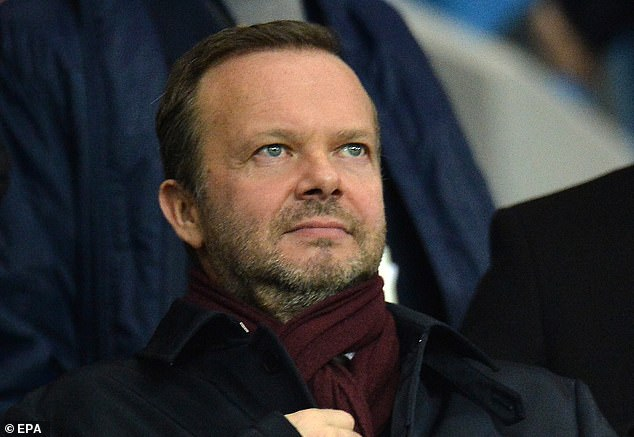 He urged Neville to apply for Ed Woodward's chief executive role to 'show us how it's done'