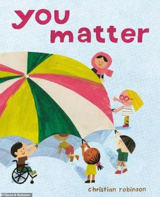 The illustrator produced You Matter, in 2020, a book celebrating diversity and aiming to help parents teach their children about empathy