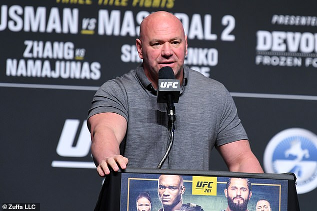 It it the latest move from Dana White as he bids to grow the status of the rapidly rising sport