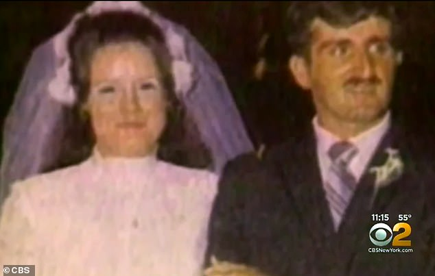 Warmus was convicted of shooting Betty Jeanne Solomon nine times in her home in Greenburgh, New York in 1989. Warmus had been having an affair with Betty's husband Paul Solomon. Betty and Paul Solomon are pictured above