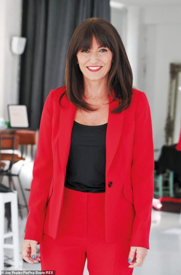 In demand: The series was set to be hosted by Davina McCall, however she reportedly stepped down when filming dates conflicted with her other work commitments