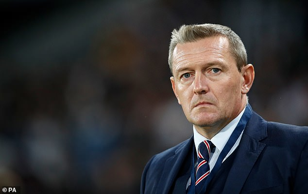 The FA enlisted Nolan Partners to help replace Aidy Boothroyd as the England U21 head coach