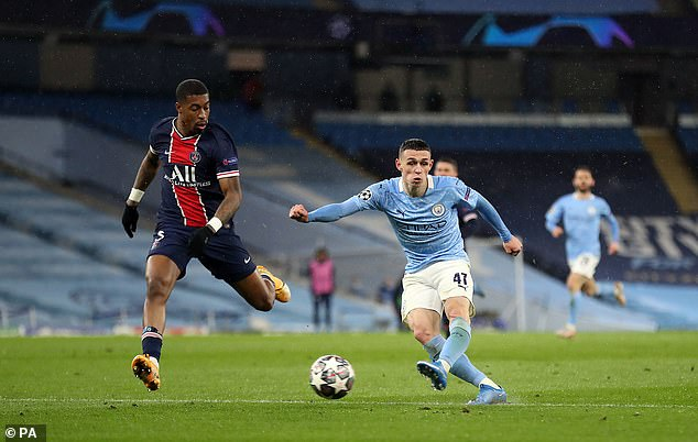 Phil Foden is currently the best young football on the planet, according to Rio Ferdinand