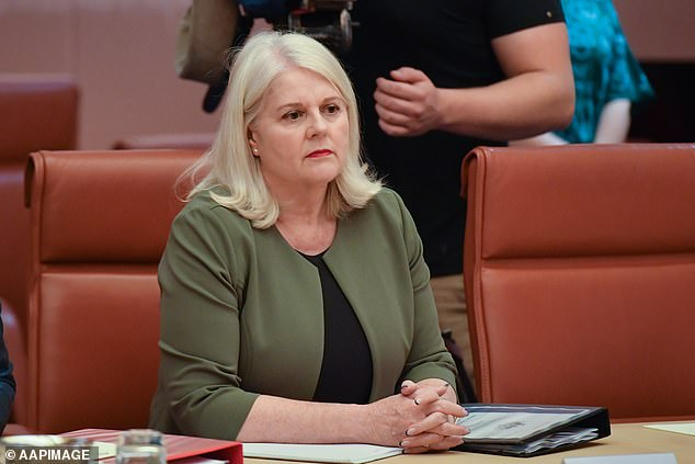 Home Affairs Minister Karen Andrews said the best way to avoid jail is to obey the rules