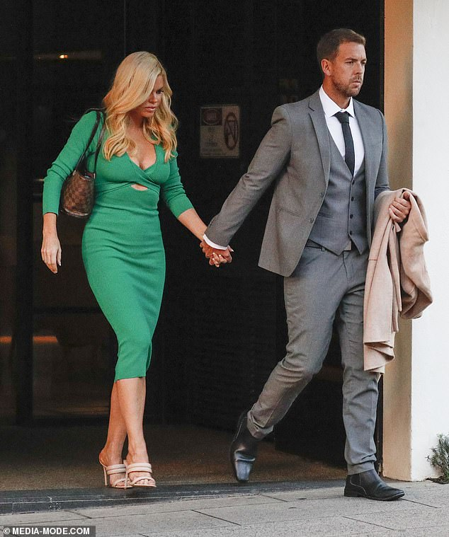 Bet on the Ritz!  Watching every inch of the glamorous couple, Sophie and Joshua were spotted arriving at an upscale restaurant via a chauffeured car before making their way to the lobby hand in hand.